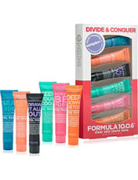 Divide & Conquer 6pc Multi Masking Sampler Kit by Formula 10.0.6