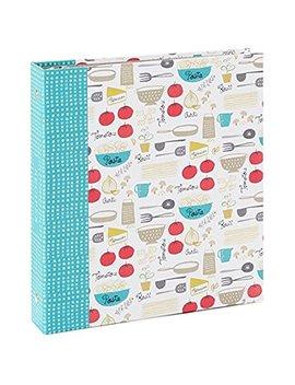 Hallmark Comfort Foods Recipe Organizer Book by Hmk