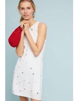 Cloth & Stone Polka Dot Seamed Dress by Cloth & Stone