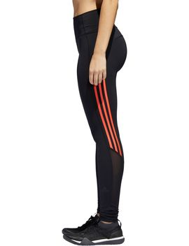 Adidas Women's Believe This 3 Stripe Training Tights by Adidas