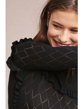 Mc Guire Vivant Pointelle Sweater by Mc Guire