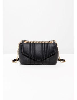 Curved Chain Handbag by & Other Stories