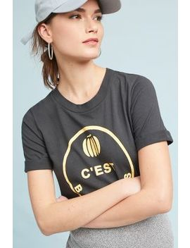 Sol Angeles C'est Bananas Tee by Sol Angeles