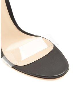 Portofino Leather Sandals by Gianvito Rossi