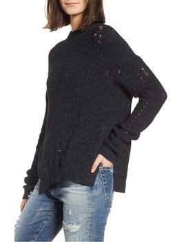 Finn Distressed Sweater by Ag