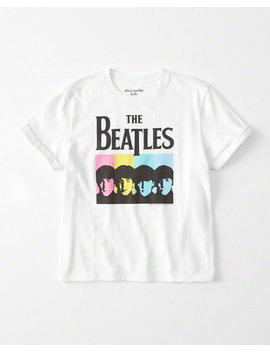 Beatles Graphic Tee by Abercrombie & Fitch