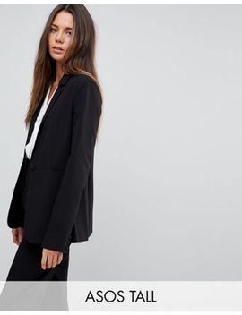 Asos Tall The Tailored Blazer Mix & Match by Asos Tall