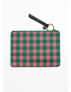 Gingham Pouch by & Other Stories