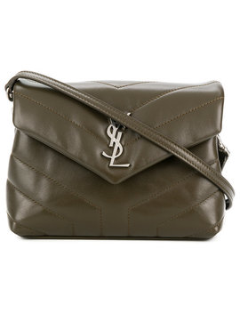 Monogram Pouch Bag by Saint Laurent