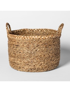 Braided Basket Large   Threshold™ by Target