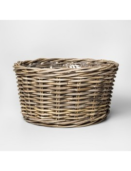 Oval Koboo Basket Large   Smith & Hawken™ by Smith & Hawken™