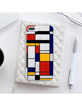 Abstract Cases For Samsung Galaxy S8 Plus Pieter Cornelis Mondriaan I Phone 7 Plus Case I Phone 8 Case Samsung S6 Edge Case I Phone X Cha1008 by Etsy