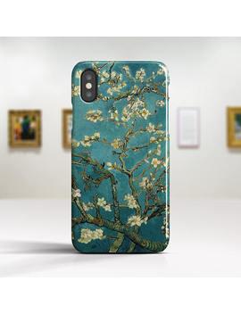 "I Phone X Case Van Gogh ""Blossoming Almond Tree"" I Phone 8 Case Art I Phone 8 Plus Case I Phone 7 Case I Phone 7 Plus Case. I Phone X Tough Cases. by Etsy"