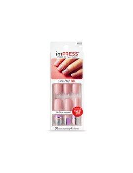 Im Press Gel Manicure Oval Edition, 1.0 Kit by Impress