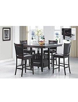 Jaden Square Counter Height Table by Coaster Home Furnishings
