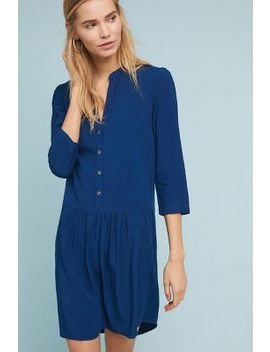 Sonia Drop Waist Shirtdress by The Odells