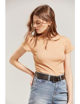 Uo The Baby Tee by Urban Outfitters