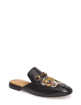 King's Roaring Tiger Bit Loafer by Gucci