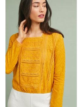Rani Lace Pullover by Kopal