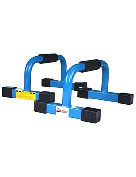 Juperb Sky Push Up Stands Bars Parallettes Set For Workout Exercise by Juperbsky