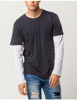 Rsq Dyer Mens T Shirt by Rsq