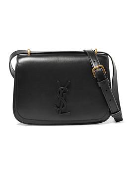 Spontini Leather Shoulder Bag by Saint Laurent