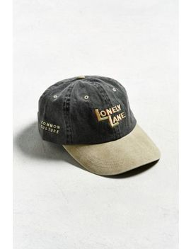 Common Culture Lonely Lane Baseball Hat by Common Culture