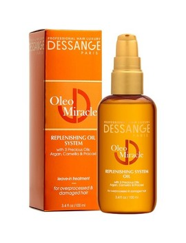 Dessange Paris Oleo Miracle Replenishing Oil   3.4oz by Shop This Collection