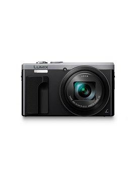 Panasonic Lumix 4 K Point And Shoot Camera, 30 X Leica Dc Vario Elmar Lens F3.3 6.4, 18 Megapixels, High Sensitivity Sensor, Dmc Zs60 S (Silver) by Panasonic