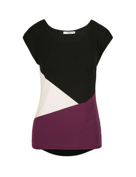 Extended Sleeve Scoop Neck Tee by Ricki's