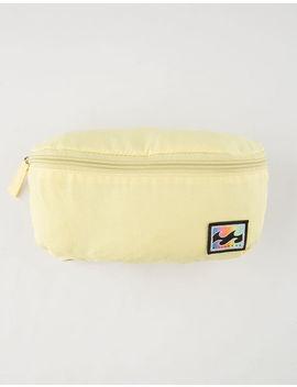 Billabong Sink Or Swim Yellow Fanny Pack by Billabong