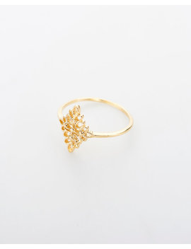Gold Filigree Ring , Romantic Ring, Gold Filled Ring, Gold  Ring, Bridal Gift, Anniversary Gift, Under 30 by Etsy