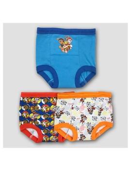 Toddler Boys' Disney® 3pk Paw Patrol Training Pants by Nickelodeon