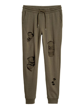 Sweatpants Trashed by H&M