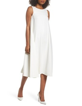 Sunday Brunch Sleeveless Midi Dress by Caara