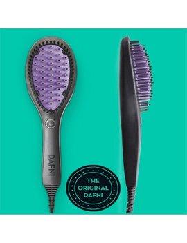New Dafni Original Hair Straightening Brush For Usa by Dafni