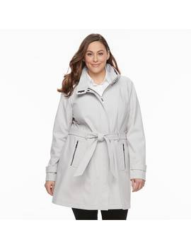Plus Size Sebby Collection Soft Shell Jacket by Kohl's