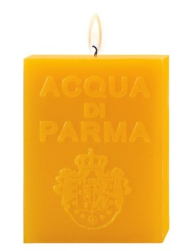 'yellow Colonia' Cube Candle by Acqua Di Parma