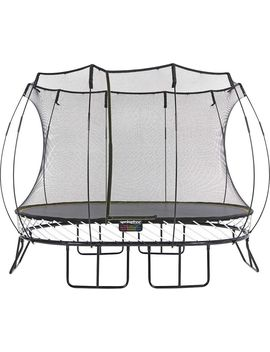 Springfree Trampoline 8' X 11' Medium Oval Smart Trampoline by Springfree