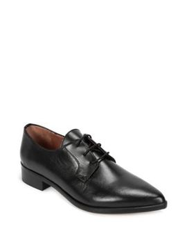 Adrian Si0500 Leather Derbys by Summit By White Mountain