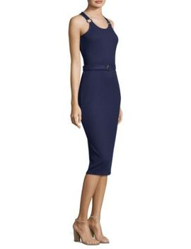 Ribbed Bodycon Dress by Michael Michael Kors