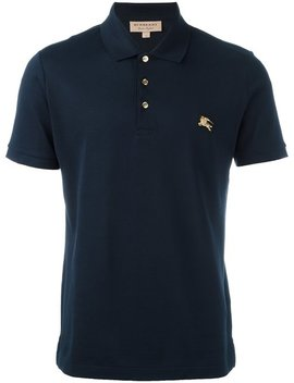 Short Sleeve Polo Shirt by Burberry