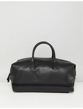 Ted Baker Leather Mylo Holdall by Ted Baker