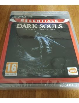Dark Souls (Sony Play Station 3, Ps3, 2011) Prepare To Die Edition   New, Sealed by Ebay Seller