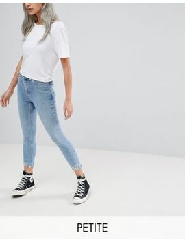 New Look Petite Highwaisted Skinny Jean by New Look Petite