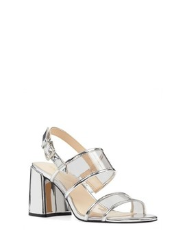 Gourdes Block Heel Sandal by Nine West
