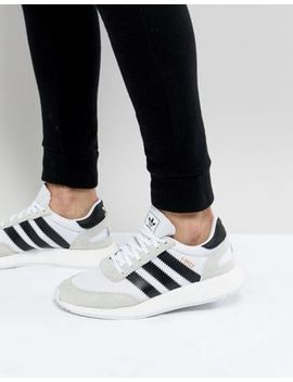 Adidas Originals I 5923 Runner Boost Sneakers In White Cq2489 by Adidas Originals