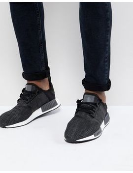 adidas-originals-nmd-r1-sneakers-in-black-b79758 by adidas-originals