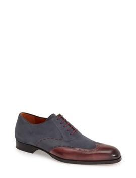 'ronda' Spectator Shoe by Mezlan