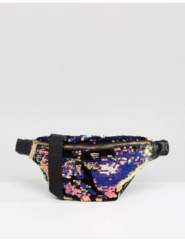 Skinnydip Multi Sequin Fanny Pack by Skinnydip